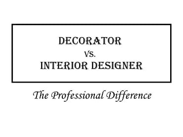 the difference between a licensed interior designer interior